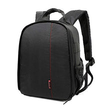 DSLR SLR Camera Lens Shoulder Backpack Case For Canon Nikon Sigma Olympus Camera - HomeEkart
