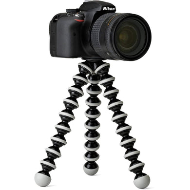 Large Lightweight Flexible Gorilla Tripod with Mobile Attachment - HomeEkart