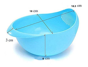 Washing Bowl & Strainer Good Quality
