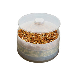 Plastic Sprout Maker, Transparent