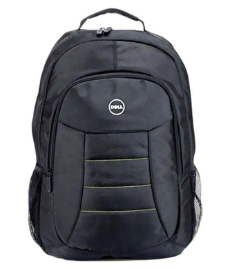 Dell Polyester Black Laptop Bag - HomeEkart