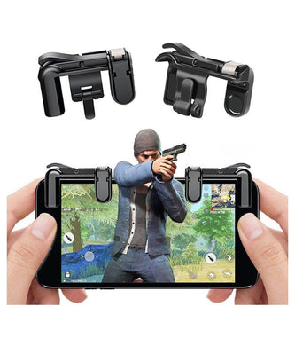 Pack Of 10Trigger Fire Button Aim Mobile Phone Games Shooter - HomeEkart