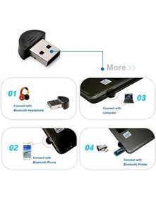 Bluetooth Usb Dongal - HomeEkart