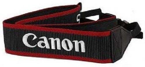 Canon Red 1 Width Neck Strap for Canon EOS and EOS Rebel Series DSLR Cameras - HomeEkart