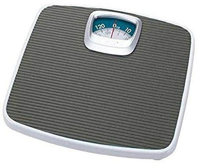 Analog Weighing Scale Iron Body Material 1 KG To 130 KG Grey - HomeEkart