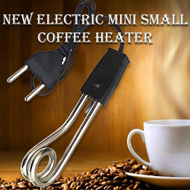 New Electric Mini Small Coffee/Tea/Soup/Water/Milk Heater Boiler Immersion Rod - HomeEkart