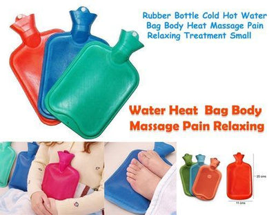 Hot Water bag , Useful And High Quality New Big Rubber Bottle Cold Hot Water Bag Body Heat Pain Rela - HomeEkart