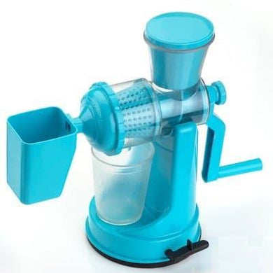 Plastic Vegetable Fruit Hand Juicer
