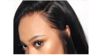 How to make your lace frontal or lace wig look natural