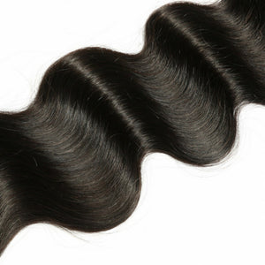 Four (4) Bundles of Silky Loose wave grade 9a - mslhair