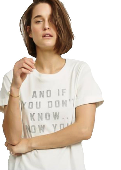 """Now You Know"" V-Neck"