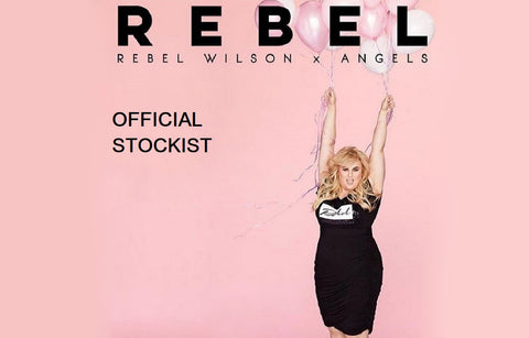 Rebel Wilson x Angels contemporary Plus Size Fashion