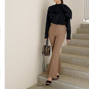 Sasi Vacay Tailored flare pants