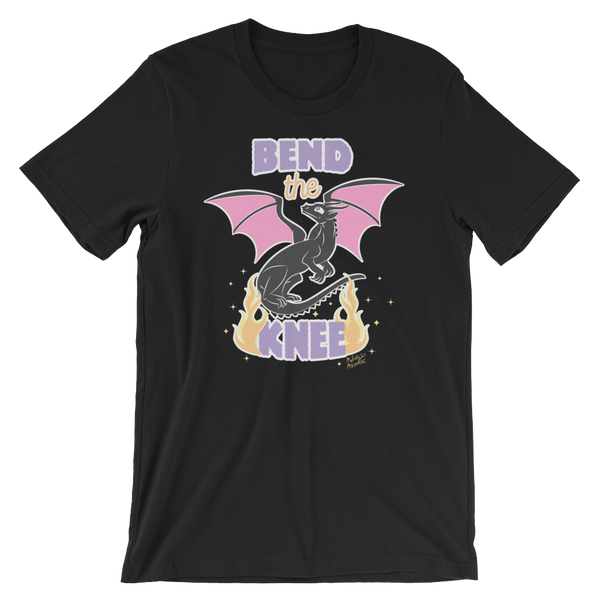 Bend the Knee Dragon Tee