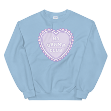 No Drama Club K-12 Sweatshirt