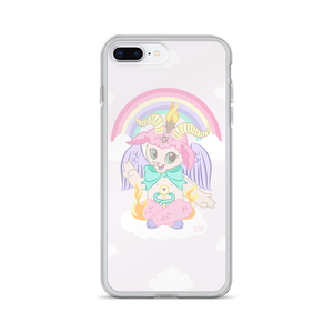 Baphomet Blessings iPhone Case