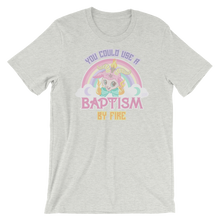 Baphomet Baptism by Fire Tee