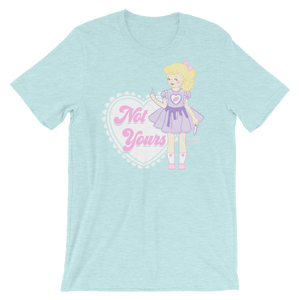 Not Your Strawberry Shortcake K-12 Tee