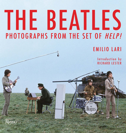 The Beatles: Photographs from the Set of Help!