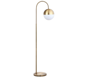 Goose Neck Floor Lamp
