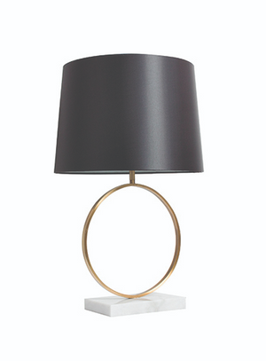 Put a Ring on it Table Lamp