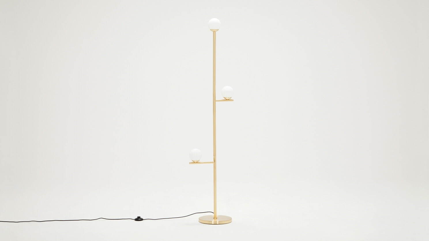 Bedivere Carpenter Floor Lamp