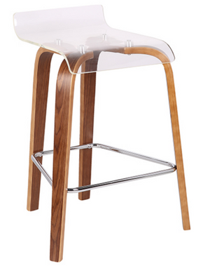 Claire de Lune Counter Stool