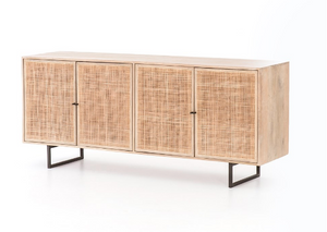 Cane you love sideboard