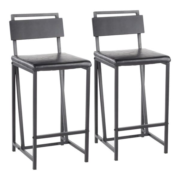 Belvedere Counter Stool - Set of 2