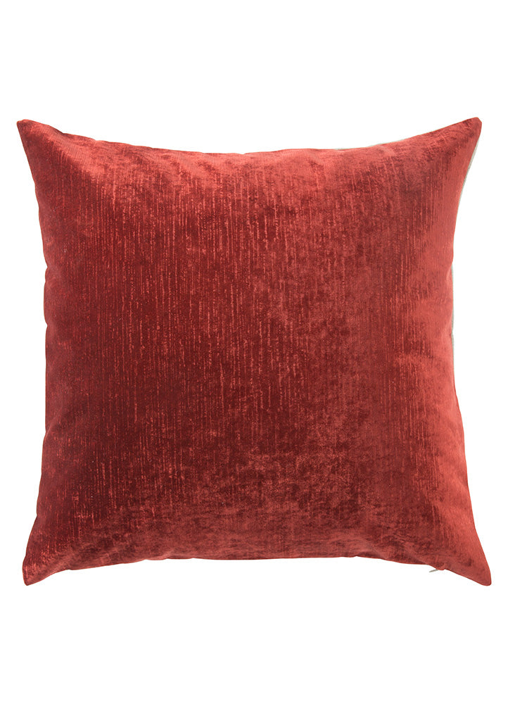 Luxe on Luxe Throw Pillow