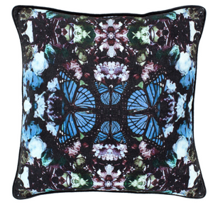 In Metamorphosis Throw Pillow