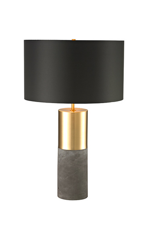 Dipped in Gold Table Lamp