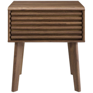 Roy Walnut Side Table