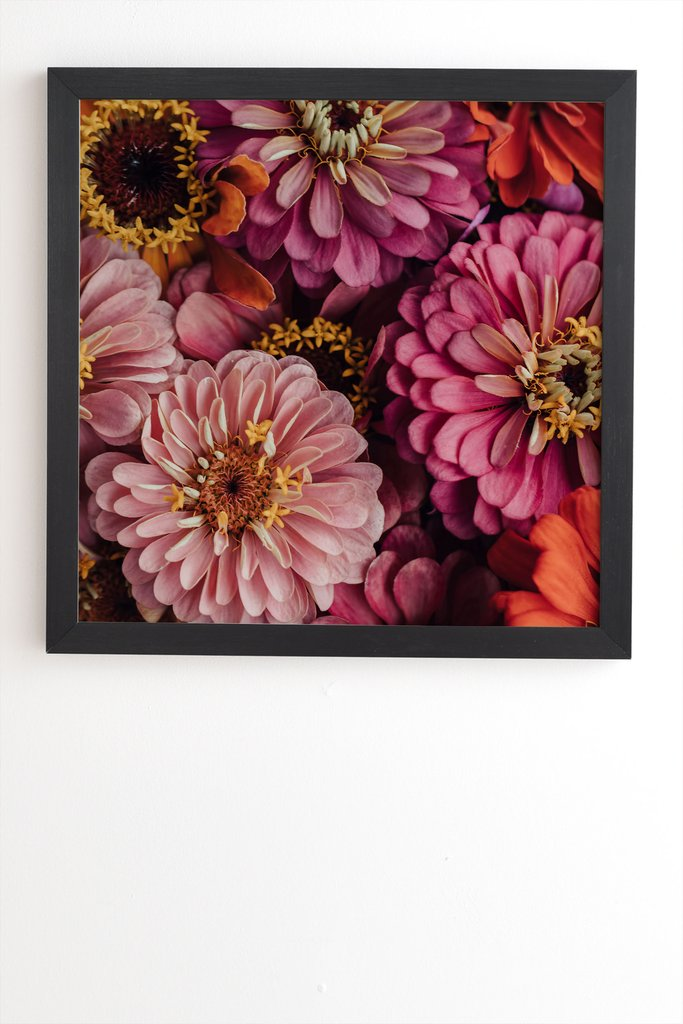 Fat Bloom Framed Print