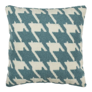Earl Houndstooth Pillow