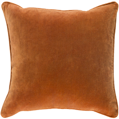 Arrius Pillow - Burnt Orange