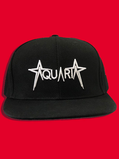 Aquaria Logo Snap Back