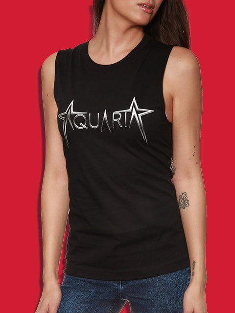 Aquaria Logo Muscle Tee *WINTER SALE*