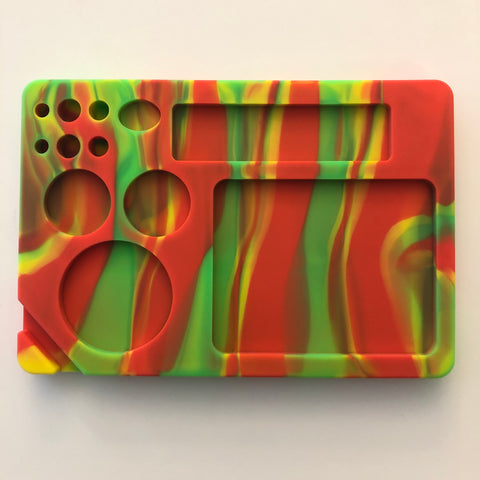 Silicone Rolling Trays