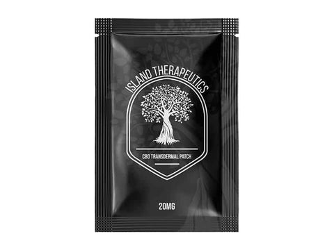 20MG Hemp CBD Transdermal Patch
