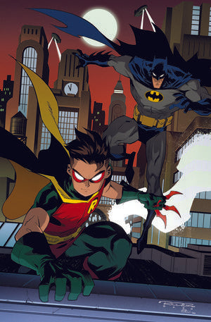 BATMAN THE ADVENTURES CONTINUE #6 (OF 7) CVR A KHARY RANDOLPH
