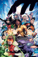 YOUNG JUSTICE #20 CVR A JOHN TIMMS