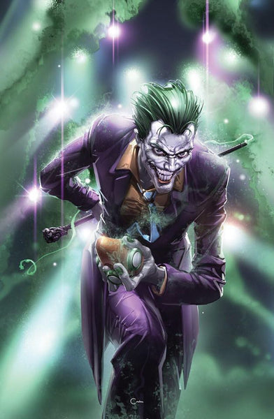 JOKER 80TH ANNIV CLAYTON CRAIN EXCLUSIVE