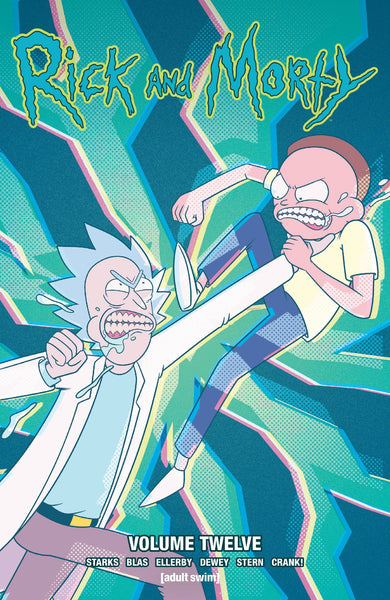 RICK & MORTY TP VOL 12