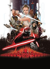 STAR WARS RISE OF SKYWALKER GN TP (C: 1-1-2)