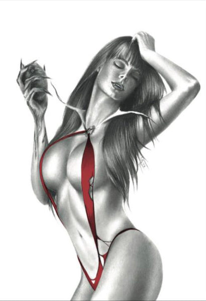 VAMPIRELLA DARK POWERS #1 DAVID SANCHEZ EXCLUSIVE