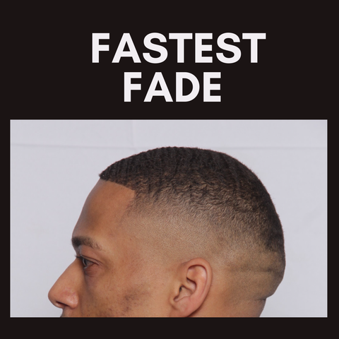 NASHVILLE  2020  FASTEST FADE competition.