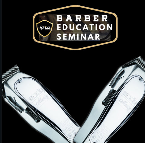 Barber Education Seminar NASHVILLE 6/7/20