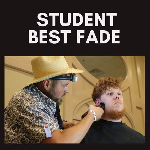 Los Angeles 2020 STUDENT BEST FADE competition.