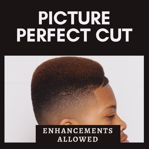 Los Angeles 2020 PICTURE PERFECT CUT competition.